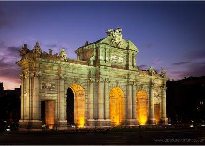 Arc of Madrid, Spain