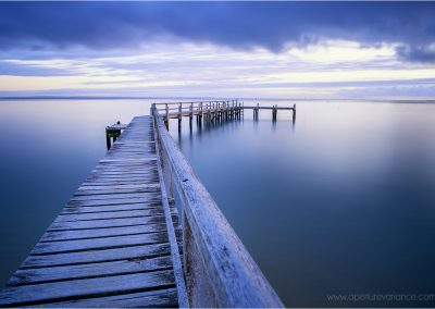 Blue Milk Jetty