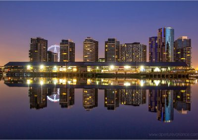 Docklands Mirror