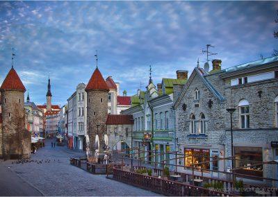 Gate To Tallinn, Estonia