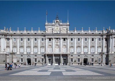 Madrid Palace, Spain