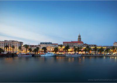 Riviera Split, Croatia