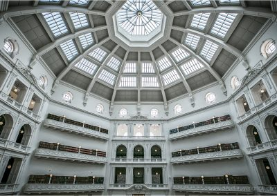 State Library Dome