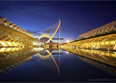 Valencia Reflection