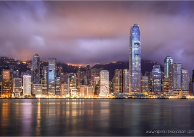 Hong Kong On Fire
