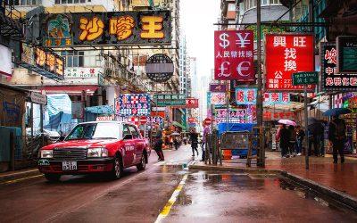 Mong Kok Cab