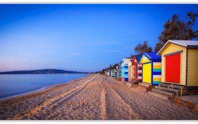 Pencil Case Beach