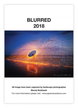 Calendar - Blurred - Motion